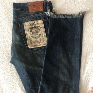 Ralph Lauren boyfriend woman's jeans